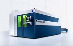Řezání plechů laserem - TruLaser 5030