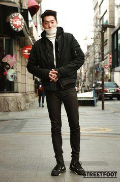 awesome Korean Street Fashion by http://www.globalfashionista.xyz/korean-fashion-styles/korean-street-fashion/                                                                                                                                                                                 More
