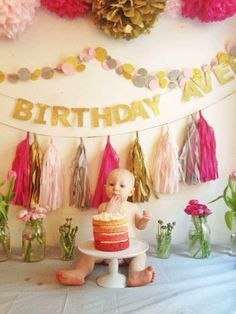 First Birthday Party | Babble