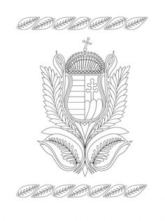 "Képtalálat a következőre: ""színezd ki magyarországot"" Adult Coloring, Coloring Pages, Hungarian Embroidery, Leather Carving, School Decorations, Printed Pages, Hungary, Needlework, Stencils"