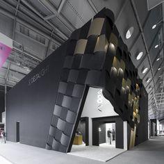Delta Light at Light+Building 2016 More もっと見る Exhibition Room, Exhibition Stall, Exhibition Stand Design, Facade Design, Architecture Design, Expo Stand, Light Building, Layout Design, Design Web
