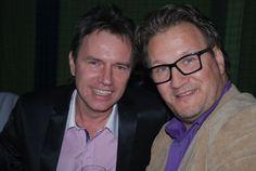 Kurt Elsasser und Klaus aus Singapur. Mehr darüber findet man auf www.kurtelsasser.de