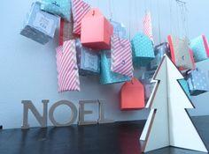 Le calendrier de l'avent annonce l'arrivée de Noël par un décompte plein de surprises. Chaque jour, on y découvre un petit cadeau ou une friandise donnant u