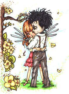 U'R like an angel to me... by *JadeDragonne on deviantART