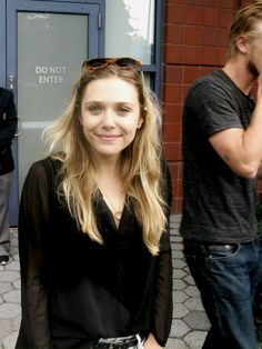 "fuckyeahelizabetholsen: "" Elizabeth Olsen at the 2013 US Open (Sept. 2) """