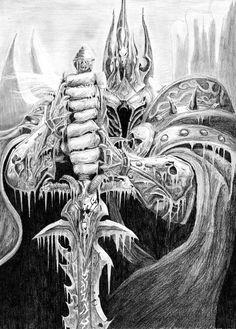 Lich King by Daegher