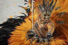 Rio de Janeiro, Brazil, Carnival Parade