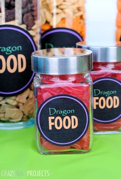 How to Train Your Dragon Party Ideas for little boys-food, games, decorations and other great ideas