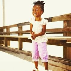 9 Baby Modeling Pics That Skai Jackson Is a Throwback Gem