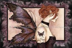Fairy Art Artist Amy Brown: The Official Online Gallery. Fantasy Art, Faery Art, Dragons, and Magical Things Await. Amy Brown Fairies, Dark Fairies, Fairy Drawings, Fairy Paintings, Fairy Statues, Unicorns And Mermaids, Gothic Fairy, Fairy Art, Fantasy Art