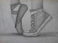 tumblr drawings ballet - Pesquisa Google                                                                                                                                                     More