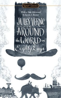 **ON ORDER, EXPECTED TO SHIP IN 2-3 WEEKS** by Jules Verne On October 2, 1872, an English gentleman makes a remarkable wager: He can travel around the entire world in a mere eighty days. Thus begins J