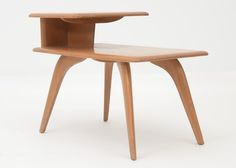 mid century modern end table - Google Search