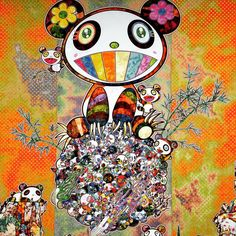 Takashi Murakami * All.Art! * The Inner Interiorista