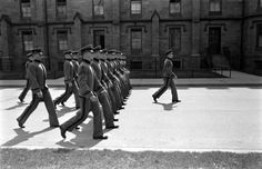Corps Values: LIFE at West Point, 1936, Not Originally Published in LIFE (Photographed by Alfred Eisensteadt) (LIFE.com)