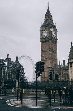 Where To Next? --London, England
