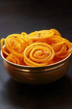 jalebi recipe, how to make instant jalebi for diwali sweet recipe, jalebi recipe without yeast, tasty and easy to make Indian sweet. Indian Desserts, Indian Sweets, Indian Dishes, Indian Food Recipes, Diwali Recipes, Indian Snacks, Mauritian Food, Food Wallpaper, Desi Food