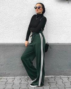 Muslim Fashion 625085623264120273 - Pɪɴᴛᴇʀᴇsᴛ: ᴋᴍᴀʟᴇᴇʜᴀ Source by bimalob Modern Hijab Fashion, Street Hijab Fashion, Hijab Fashion Inspiration, Muslim Fashion, Modest Fashion, Fashion Outfits, Style Fashion, Modele Hijab, Boho Vintage