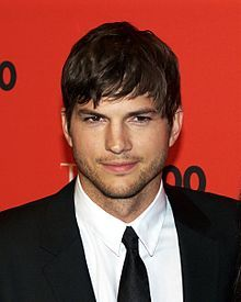 Ashton Kutcher *sigh*...I'm going to have to take Ashton off of my good list. You can't play it both ways Ashton :( http://en.wikipedia.org/wiki/List_of_Barack_Obama_presidential_campaign_endorsements,_2012