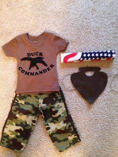 Hey, I found this really awesome Etsy listing at http://www.etsy.com/listing/160033100/duck-dynasty-costume-duck-commander