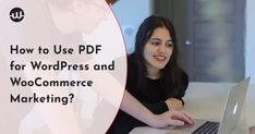 """Himanshu Rauthan has shared some insight on the current popular topic #WooCommerceMarketing via his article """"How to Use PDF for WordPress and WooCommerce Marketing?"""" on WebFactory Ltd Analyze the findings🧐& share for good!👇 #MakeWebBetter #PDFtools #MWB"""