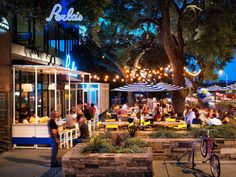 Perla's, Austin/TX - oysters and seafood