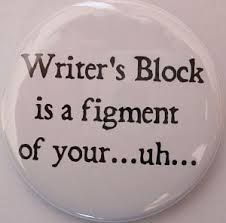 Writing is a very taxing thing to do...even more taxing when you have written a year's worth of posts. I've heard about writer's block but never experienced it...until now. I suspect that this has ...