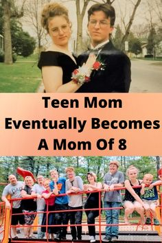 Teen Mom Eventually Becomes A Mom Of 8