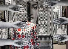 Comme des Garçons x Fornasetti, une Collection Artistique ! - MaxiTendance