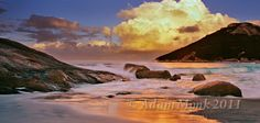 Little Beach near Albany Western Australia - photo by Adam Monk - COPYRIGHT pinned with permission from Adam