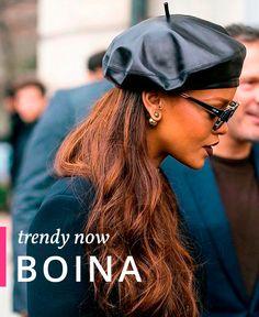 As celebs já aderiram à tendência do momento e provam que a boina pode deixar o look muito mais estiloso.
