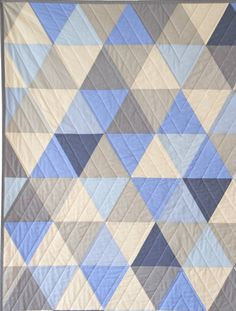 Triangle quilt  ideas for Tiny Triangles