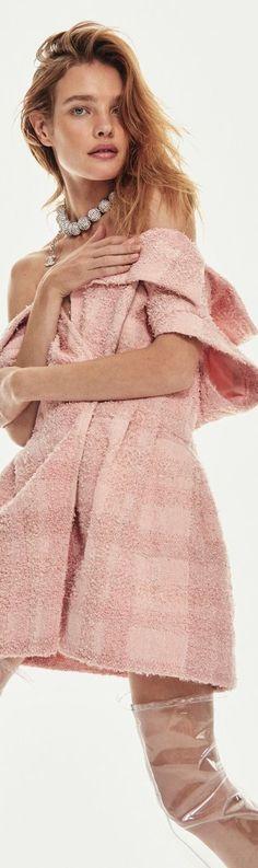 InStyle US March 2018 Model: Natalia Vodianova