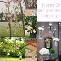 Blog de Organización de Bodas - Wedding Planner Madrid - Decoración Colgante para Bodas