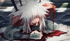 Don't judge a shinobi by how he lives but how he died.