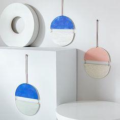 Handmade in Portland: These modern Wall hangings by Haley Ann Robinson