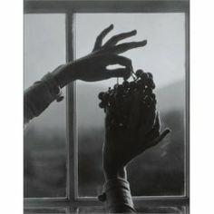 great focus and lighting for a window shot.  love georia o'keefe's hands.  aaaand love alfred steiglitz!