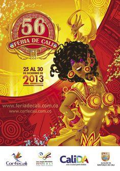 www.learnenglish.edu.co  Afiche oficial 56 Feria de Cali
