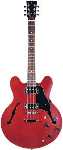 Tony Smith トニースミス エレキギター セミアコ SA-420/CH チェリー 専用ハードケース付き トニースミス http://www.amazon.co.jp/dp/B00109D6OW/ref=cm_sw_r_pi_dp_BHe-ub1T2SEZB