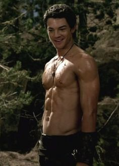 """The first episode of Legend of the Seeker was sort of just like """"In case you're still deciding whether commit to this show or not, here's Craig Horner shirtless for a while.."""""""