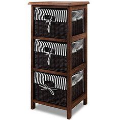 3 Storage Wicker Baskets Chest Drawers Cabinet - Brown Pa... https://www.amazon.co.uk/dp/B01CNV5OUY/ref=cm_sw_r_pi_dp_x_nhphzbT381JS1