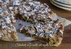 Sbriciolata cookies alla nutella