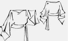 Patrones de Costura Blusas Manga Raglan | EL BAÚL DE LAS COSTURERAS