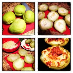 Ever heard of Chayote Squash? If the answer is no, then you are missing out. I grew up eating this fruit in Honduras. And my favorite way...