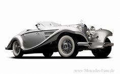 Das nennt man Wertsteigerung: 1937 schlug der Kauf des Mercedes 540 K mit 12.000 US Dollar zu Buche. Zugegeben, das war vor 74 Jahren ein kleines Vermögen. Heu