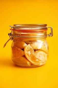 """塩レモン""""PRESERVED LEMONS""""Salt lemon"""