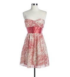 BCBGMAXAZRIA Dress available at #FashionProject