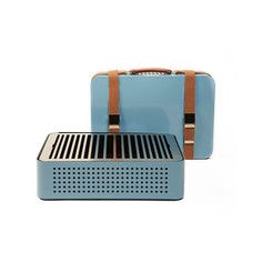 MON ONCLE Portable BBQ Blue, $350, now featured on Fab.