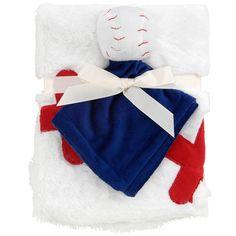 """Koala Baby Baseball Blanket Set - Koala Baby - Babies """"R"""" Us Baseball Nursery, Baby Baseball, Nephew Gifts, Baby Security Blanket, Babies R Us, Baby Gift Sets, Baby Time, Baby Boy Nurseries, Future Baby"""