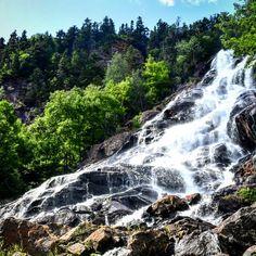 16 endroits surréels près de Montréal que tu dois absolument voir une fois dans ta vie - Narcity Le Vermont, Armagh, Canada Travel, Ontario, Waterfall, Europe, Explore, Outdoor, Places To Visit
